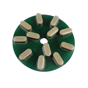 Diamond Resin Grinding Disc Plate For Granite GD-03