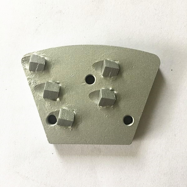 New Type Trapezoid Metal PCD For Removing Concrete Coating