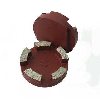 80mm Concrete Metal Bond Diamond Grinding Segment DMY-5S