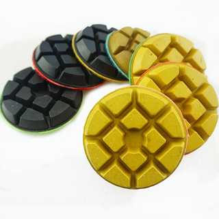 Typhoon Type Diamond Resin Bond Wet Floor Polishing Pads DMY-04