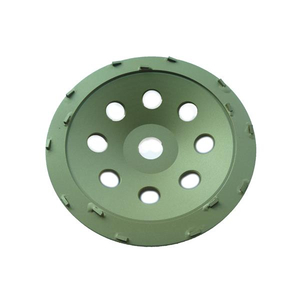 7 Inch Mini PCDs Grinding Cup Wheel For Epoxy Removal