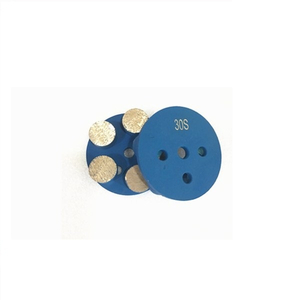 3 Inch Grinding Disc With 5 Round Segments